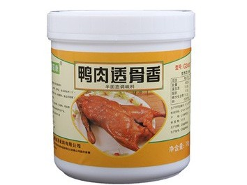 新联康调味品鸭肉透骨香调味料