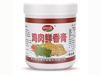 新联康半固态调味品鸡肉鲜香膏调味料